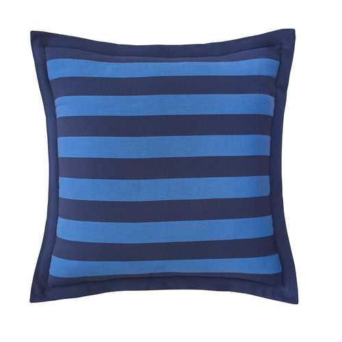Dock Street Stripe European Square Sham | Southern Tide