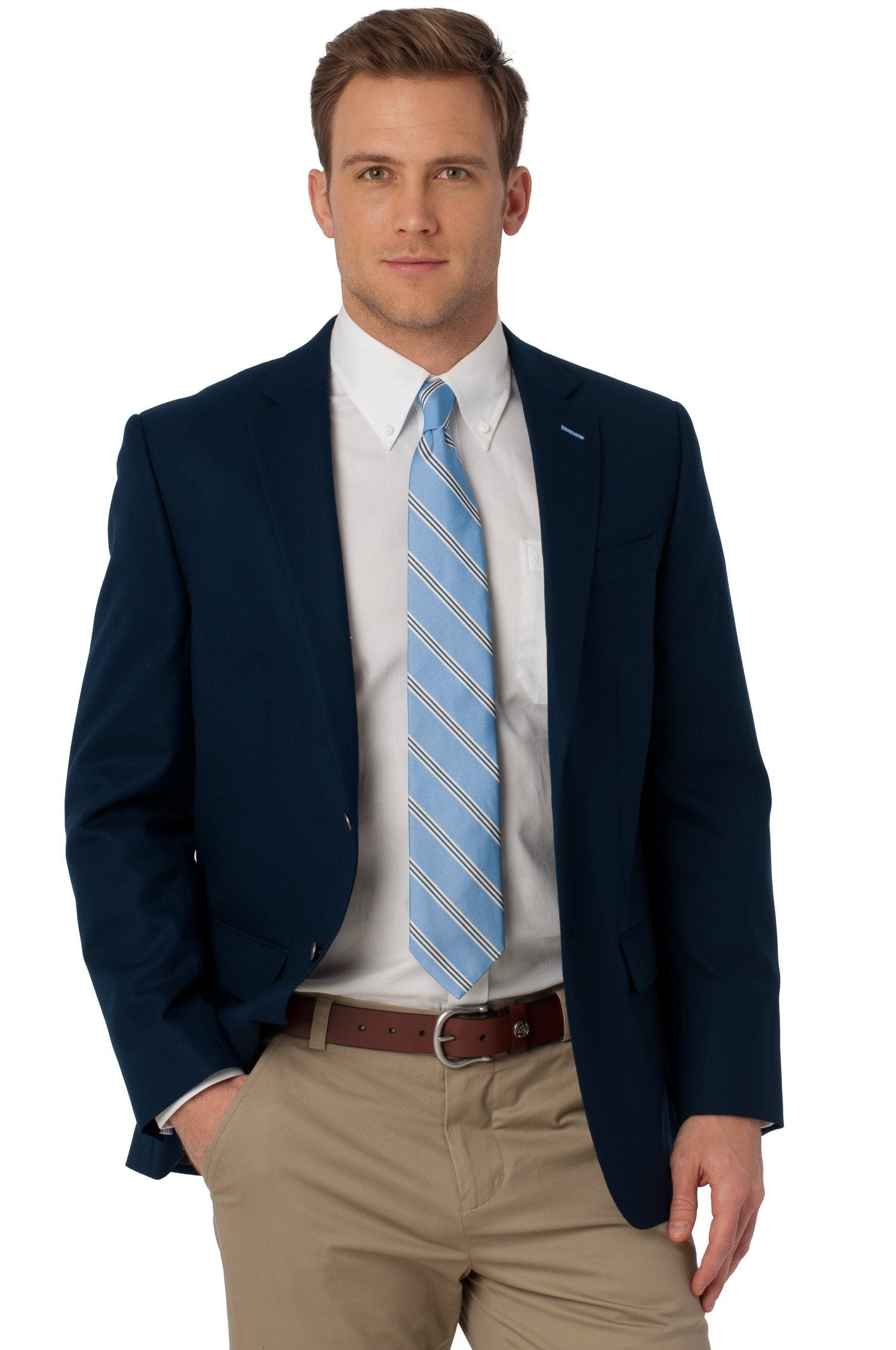 Men S Navy Sport Coat Southern Tide