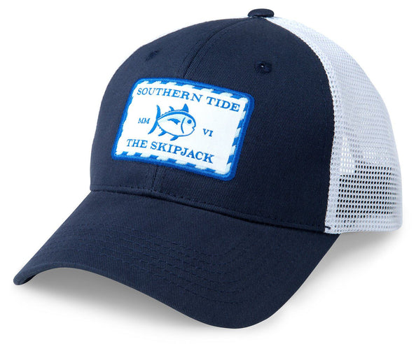 Image of ST Signature Patch Trucker Hat