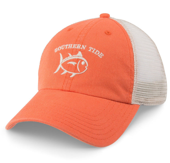 Image of Washed Skipjack Trucker Hat