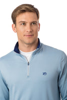 High Falls Performance 1/4 Zip Pullover