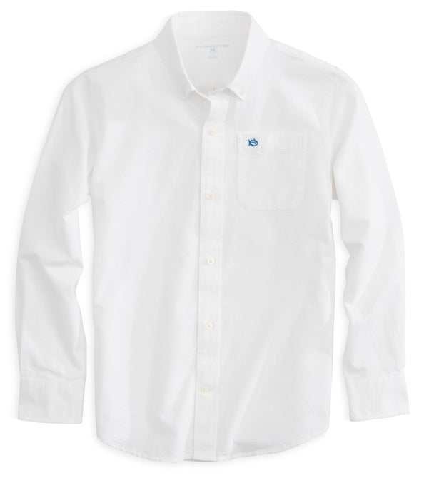 Image of Boys Oxford Sport Shirt