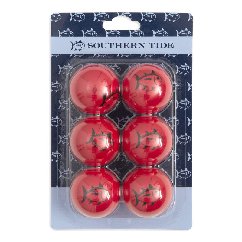 Gameday 6-pack Ping Pong Balls | Southern Tide