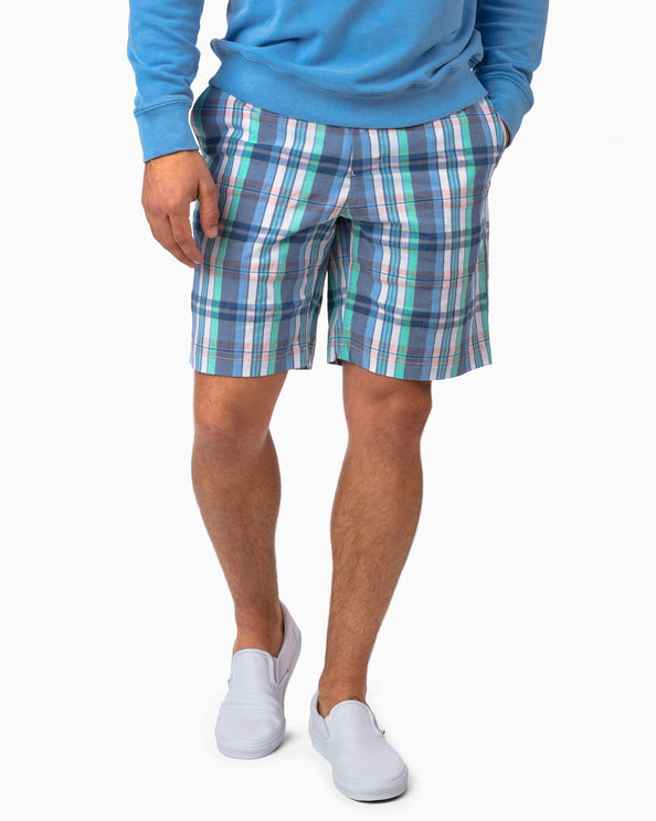 Image of Frenchman's Cay Plaid Short