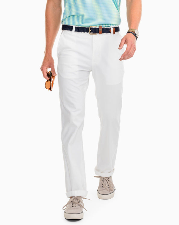 Image of The Skipjack Pant - Classic White