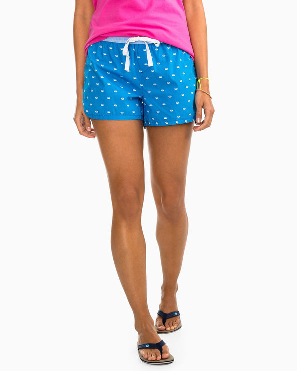 Womens Skipjack Lounge Short
