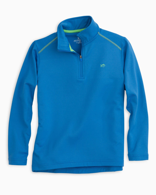 Boys Kinsgtown Performance 1/4 Zip Pullover
