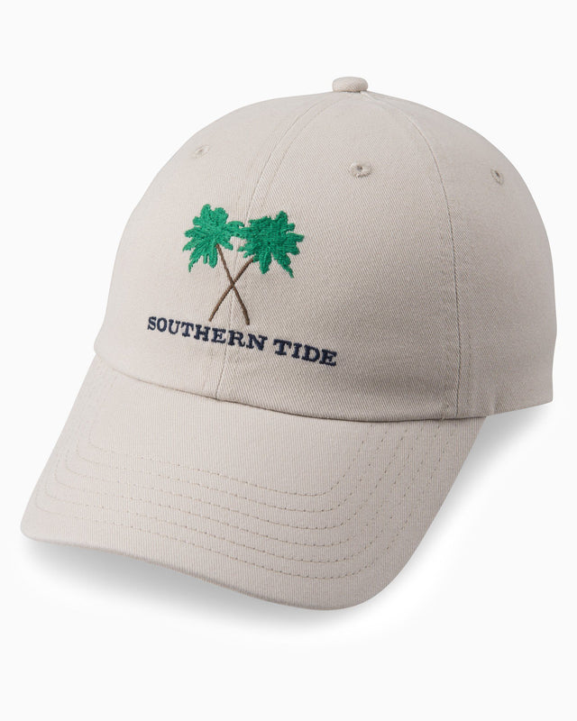 Crossed Palms Embroidered Hat | Southern Tide