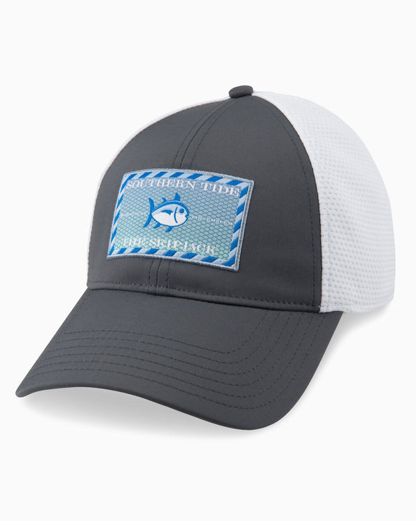 Image of Original Skipjack Tarpon Fitted Trucker Hat
