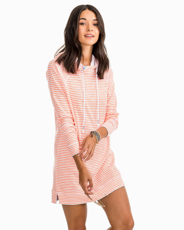 Image of Striped Ocean Front Tunic