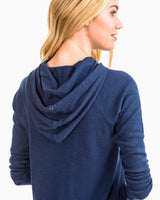 Ocean Front Tunic Hoodie | Southern Tide