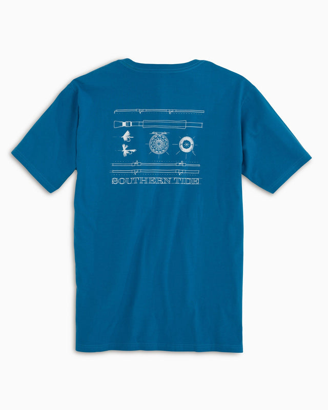Fly Fishing T-shirt | Southern Tide
