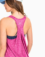 Space Dyed Active Tank | Southern Tide