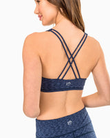 Space Dyed Sports Bra | Southern Tide