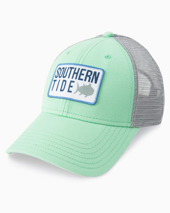 Image of ST Simple Patch Trucker Hat