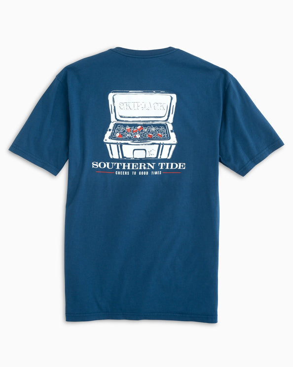 Image of Beer, Ice & Good Times T-shirt