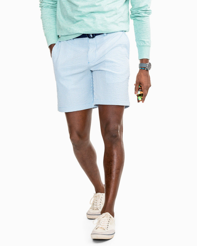Stretch Seersucker Short | Southern Tide