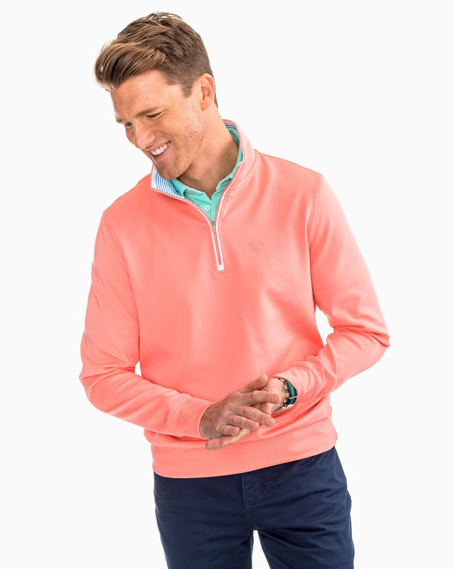 North Sound Performance 1/4 Zip Pullover | Southern Tide