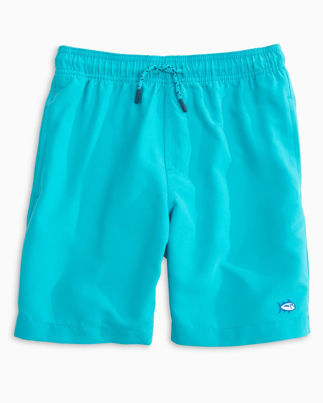 Boys Solid Swim Trunk | Southern Tide
