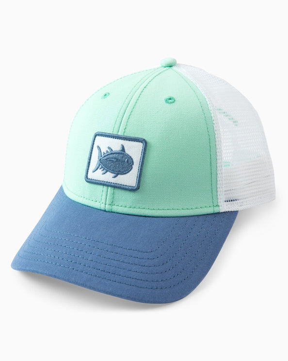 Image of Women's Skipjack Patch Trucker Hat