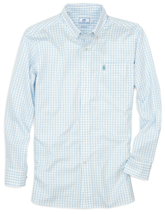 Image of Gameday Tattersall Sport Shirt - The Citadel