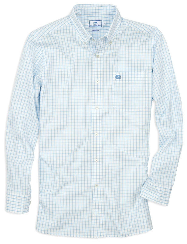 Gameday Tattersall Sport Shirt - University of North Carolina at Chapel Hill