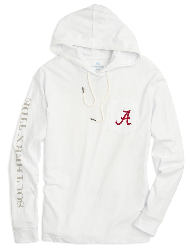 Gameday Hoodie T-shirt - University of Alabama | Southern Tide