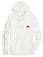 Gameday Hoodie T-shirt - University of Arkansas | Southern Tide