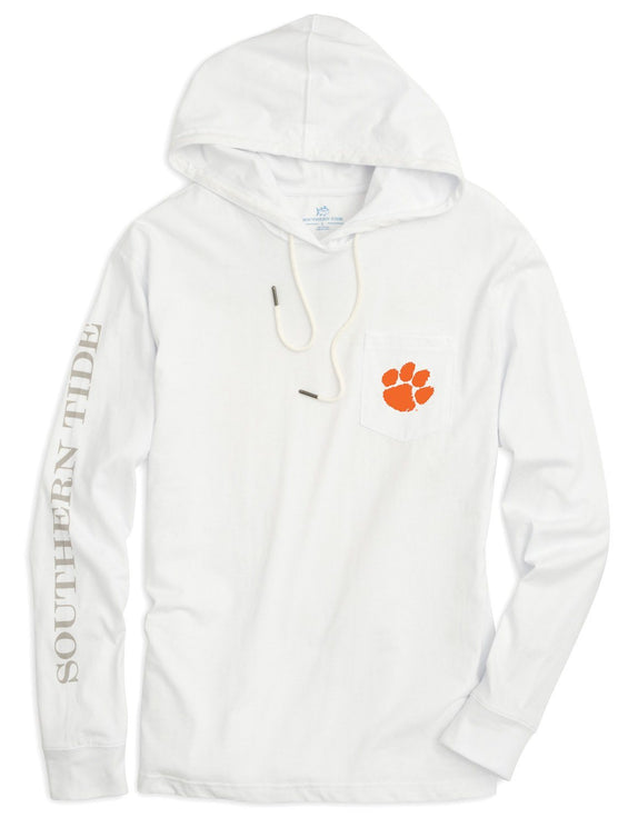 Image of Gameday Hoodie T-shirt - Clemson University