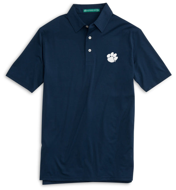Image of Gameday Driver Polo - Clemson University
