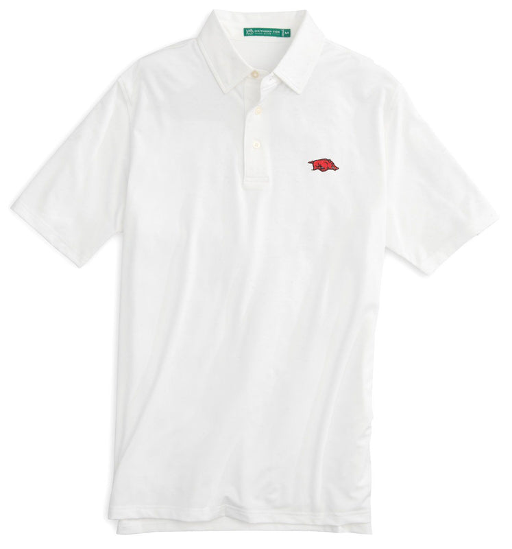 Gameday Driver Polo - University of Arkansas | Southern Tide