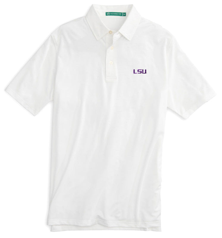 Gameday Driver Polo - Louisiana State University | Southern Tide