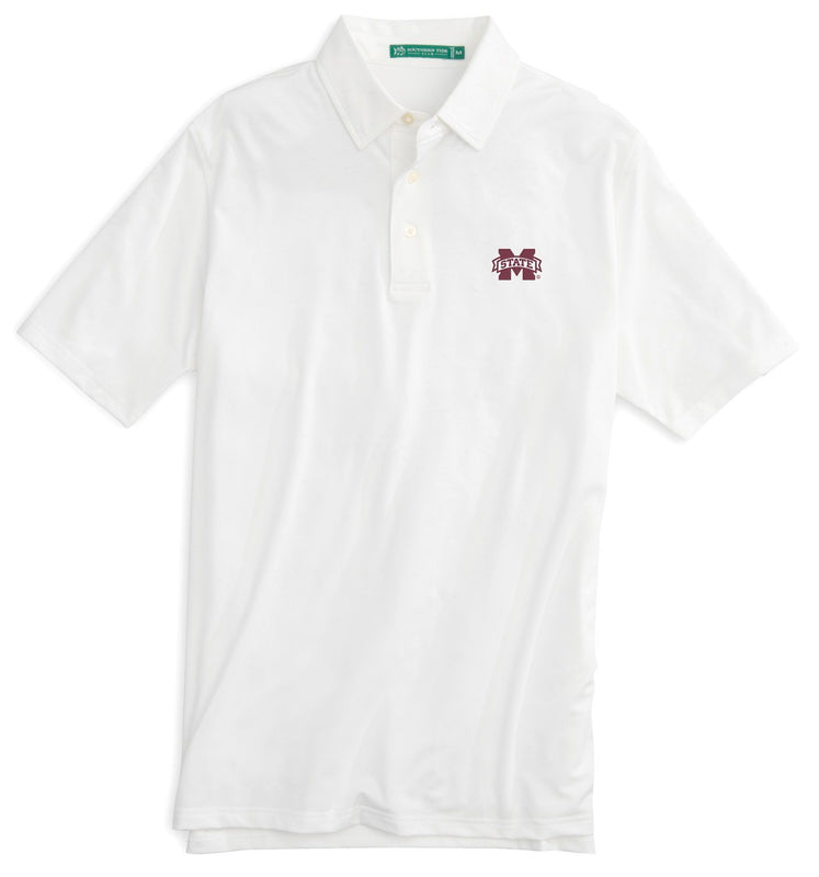 Gameday Driver Performance Polo - Mississippi State University | Southern Tide