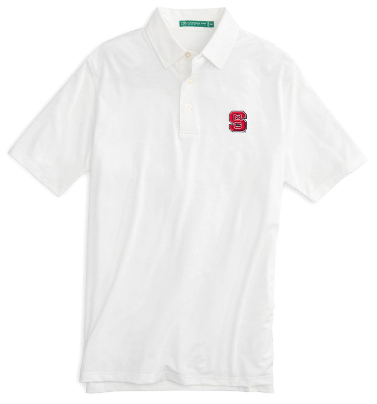 Gameday Driver Performance Polo - North Carolina State University | Southern Tide