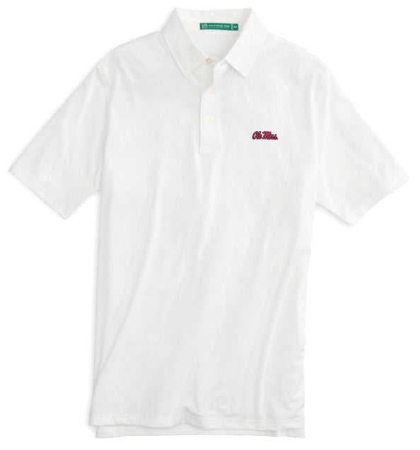 Image of Gameday Driver Polo - University of Mississippi