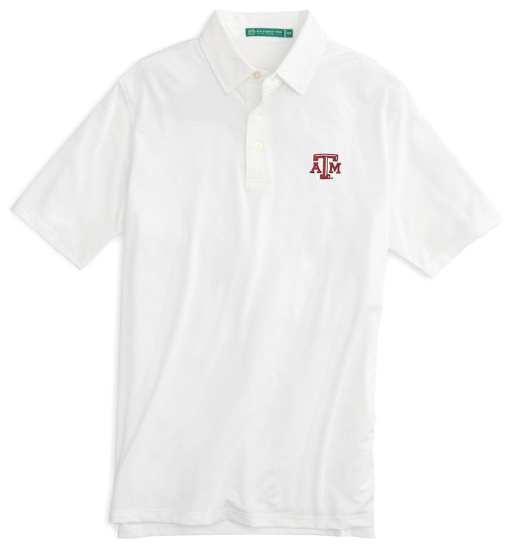 Gameday Driver Polo - Texas A&M University | Southern Tide