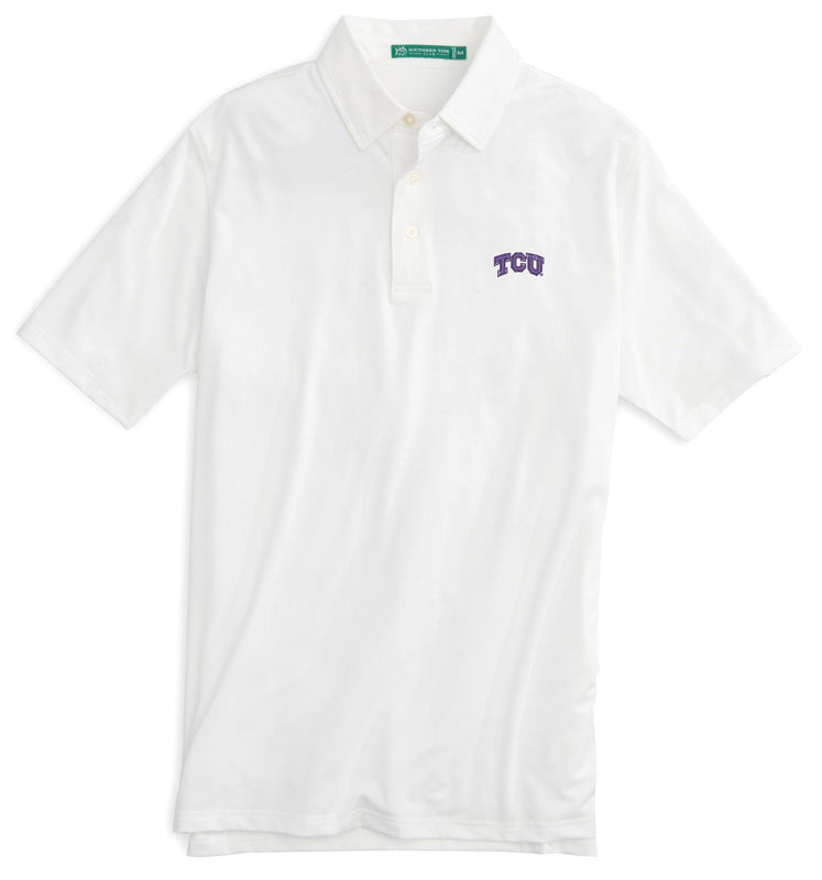 TCU Horned Frogs Polo Shirt | Southern Tide