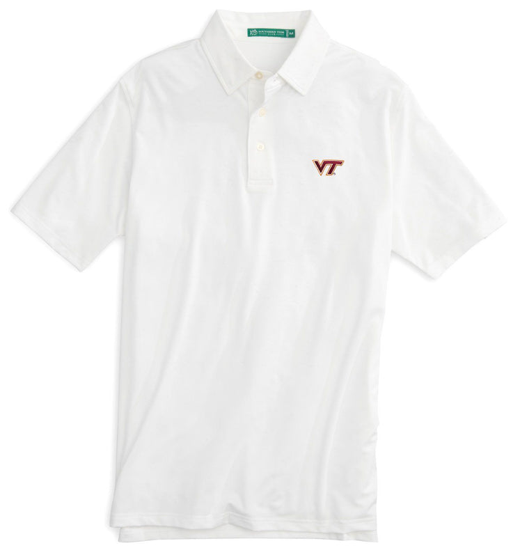 Gameday Driver Polo - Virginia Polytechnic Institute & State University | Southern Tide