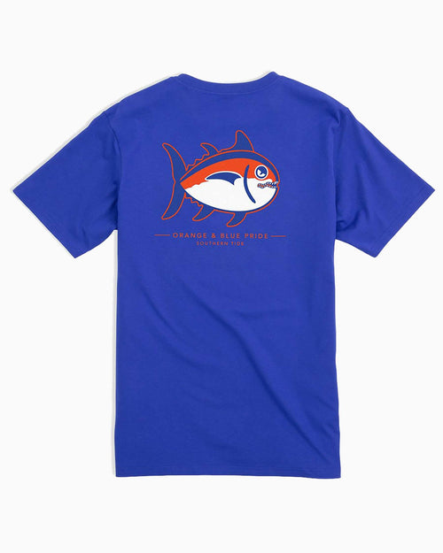 Florida Gators Mascot Short Sleeve T-Shirt | Southern Tide