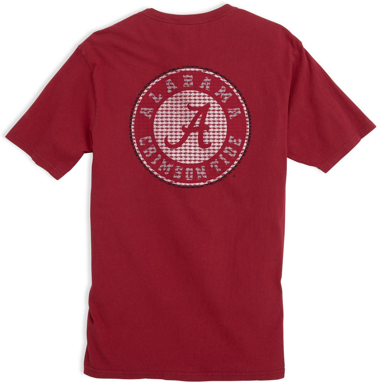 Alabama Crimson Tide Skipjack Short Sleeve T-Shirt