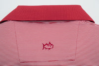 Gameday Feeder Stripe Polo - University of Alabama | Southern Tide