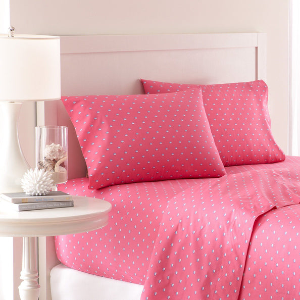 Printed Cotton Sheet Set