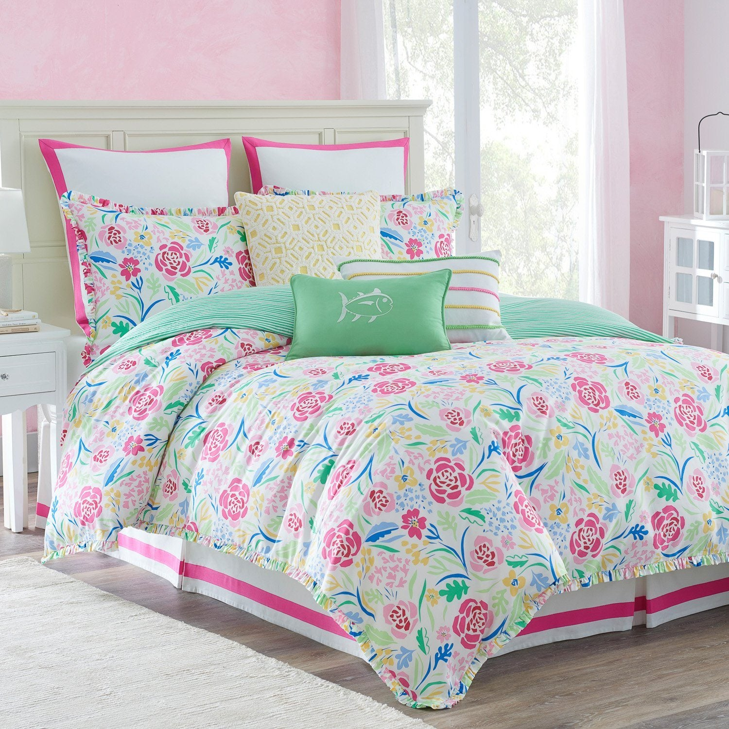 of ann smokey category home comforters by floral gish art com comforter bedding beddingsuperstore