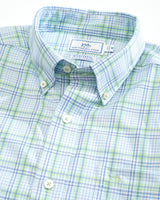 Abound Plaid Intercoastal Sport Shirt | Southern Tide