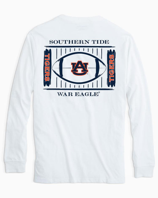 Auburn Tigers Stadium Long Sleeve T-Shirt | Southern Tide