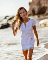 Aimee Cover-Up Tunic | Southern Tide