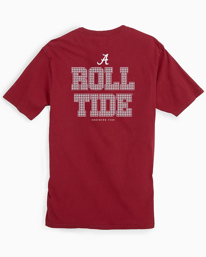 Alabama Chant Short Sleeve T-Shirt