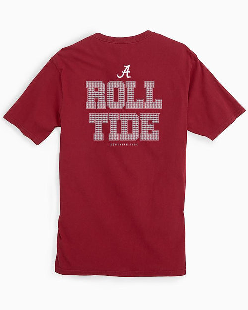 Alabama Chant Short Sleeve T-Shirt | Southern Tide