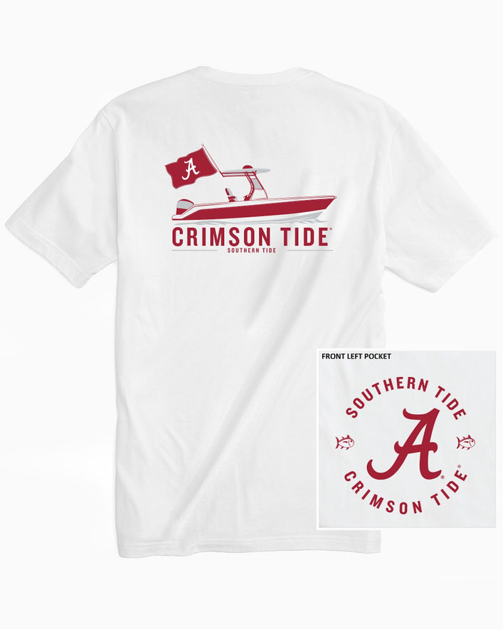 Alabama Crimson Tide Coastal Tailgate T-Shirt