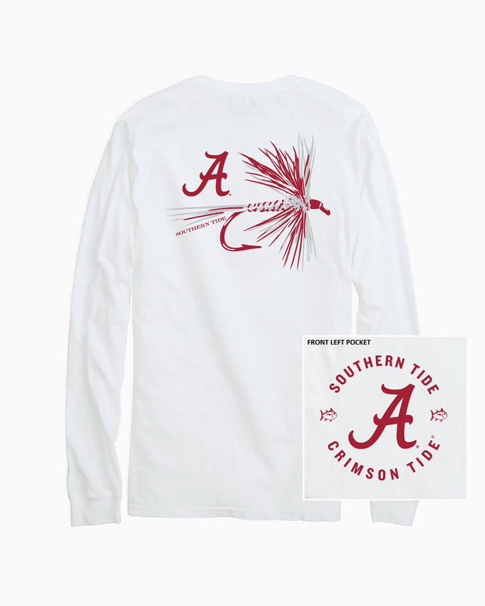 Alabama Crimson Tide Fly Long Sleeve T-Shirt